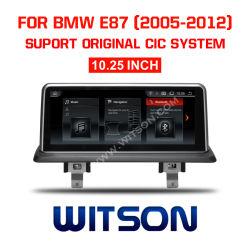 """BMW Witson 10.25 """" Android 9.0 Grand écran DVD de voiture pour BMW E87 (2005-2012)"""
