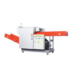 A fábrica GM800c desperdícios têxteis máquina de corte de fibra para a reciclagem de resíduos de pano