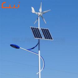 IP65 60W carretera exterior calle la luz solar generador eólico de LED