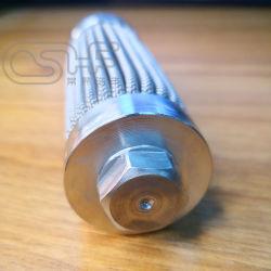 Tratamento de filtração de soluções industriais com filtro de vela Mecânico