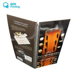 Wire-O Binding Full Colour Book Printing