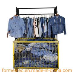 Utiliza prendas de vestir exterior capa suelta mezclada de desgaste exterior pacas de ropa ropa pesada Retro pantalones