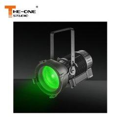 Efecto de IP65 de la etapa de luz LED Fanless Teatro Fresnel Spot