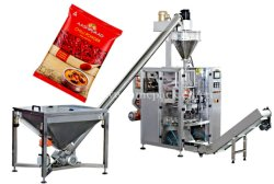 Puder-Beutel-verpackenverpackungsmaschine des Reis-2kg u. des Mehls