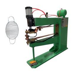 Saldatrici automatiche a file lunghe per saldatura a punti per ovale Piastra di griglia