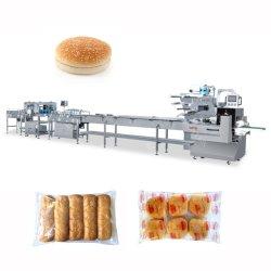 مخبز خبز/[إينستنت نوودل]/بسكويت يجمّد [فست فوود] دفع آليّة/وسادة حزمة/تعليب معدّ آليّ/آليّة يملأ [سلينغ] [بكج مشن] أفقيّة