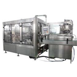Bouteille PET de boire l'eau minérale pure d'étanchéité de remplissage de la machine à laver purificateur d'usine d'eau