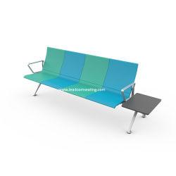 Leadcom 4 SeaterのPUによってパッドを入れられる椅子の待っていること(LS-529YF)