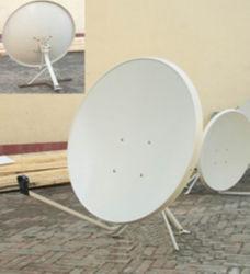 Banda KU 90cm Piscina Antena Parabólica com 40.32dBi de ganho