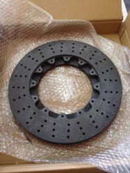 Disco de freno cerámicos de carbono a medida Dilled Rotor para coche de carreras