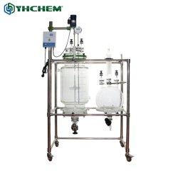 Das Mantel Yhchem Cbd Isolat rührte Becken-Reaktor Nutsche Filter