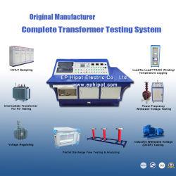 중국 높은 정밀도 5000kVA 11kv33kv 자동적인 변압기 테스트 벤치 변압기 테스트 시스템 로드 손실 짐 현재 시험 세트 없음