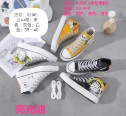 Il nuovo stile vulcanizza la signora Shoes Men Leisure Shoes delle donne dei pattini