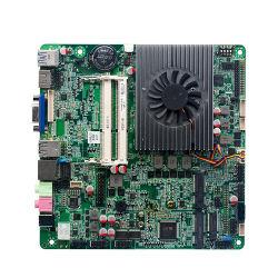 Barato Processador Intel i5 Placa de Thin Client Ethernet duplas
