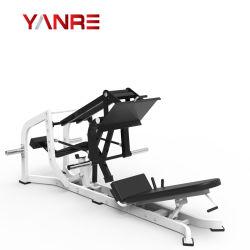 Nouveau design de gros de l'exercice entraîneur fonctionnel de la machine de l'équipement de Fitness Gymnase commerciales chargé de la plaque presse jambes