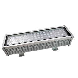IP67 72W для использования вне помещений водонепроницаемый DMX RGBW LED Освещение на стену