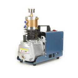 Elektrische PCP-luchtcompressor voor het duiken in de openlucht op jachtgeweer Scuba Automatische stop PCP-pomp tank
