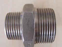 SS304 boquilla de tubo Rosca Hembra forjado