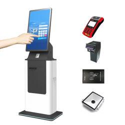 27pulgadas POS Android Quiosco interactivo de la máquina La máquina de facturación para Restaurante