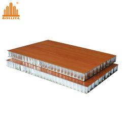Aluminium PP Honeycomb Core Plate-materiaal