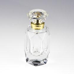 Parfum de gros emballages cosmétiques bouteille de parfum de la Verrerie La forme différents des bouteilles de verre
