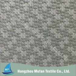 Puzzle de alta calidad de la casa de bambú Tejidos Jacquard gris textil tejido colchón