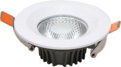 Fabrik justierbare moderne MiniDownlights Emergency Downlight Vorrichtungen Druckguß