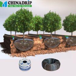 Сельскохозяйственных ирригационных систем ПК Groung сливной линии используются в соответствии с более чем 10 лет