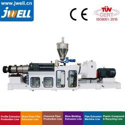 管のためのJwell-の高性能の単一ねじ押出機|版|シート|プロフィール|リサイクルするブロー形成の放出プラスチックコップ機械を作る