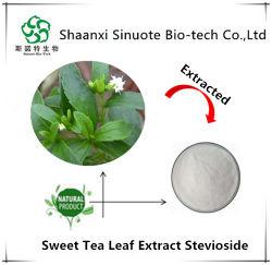 공장 공급 감미로운 차잎 추출 Stevioside 99%