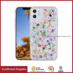 Роскошный Riverstones Красочные Мелочь Мелочь Телефон Чехол для IPhone 11