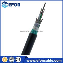 GYTS Multi-Loose гофрированной трубы стальные бронированные 48 Core 96 Core Оптоволоконный кабель
