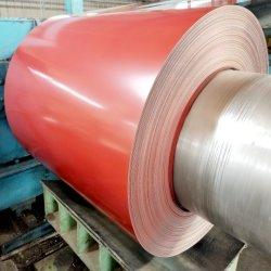 0.50 مم Ral 9002 لون مغلفن السقف المعدني PPGI الصلب الملف