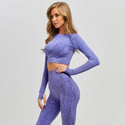 Una muestra gratis hecho personalizado Prendas de Vestir Mujer pantalones de yoga Fitness