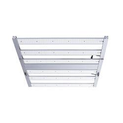 Pliage de bricolage 1000W HPS 240W Lumière LED de 8 bars croître 3000W Hanger à double extrémité