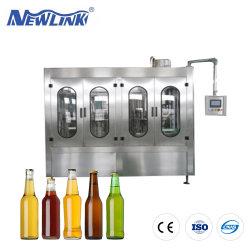 포도주 잔 병 병에 넣는 충전물 기계 장비/크라운 /Metal 비화하는 상업적인 산업 탄산 음료 맥주 /Wine 모자 캡핑 밀봉 기계