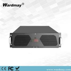 高品質16 HDDの機密保護3u 128chs 4Kネットワーク機密保護NVR