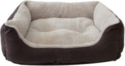 Proveedor de Pet Dog Premium cama - Resistente al agua cubierta - Lujosa ropa de cama de felpa