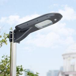 ضوء LED مدمج Solar Street/Garden/Lawn /Country Light الكل في واحد