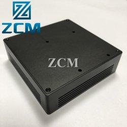 Petite production en lot de petites pièces d'usinage CNC personnalisé boîte en aluminium métal l'Orateur HDD Boîtier de disque dur Boîtiers électroniques
