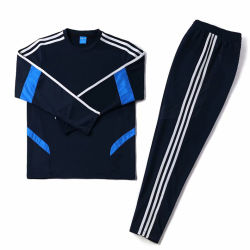 Técnico de futebol do velo Velvet roupas esportivas para vestuário de veludo vestido Personalizado Senhoras/Mulheres/Mens Soccer Treino de vestuário