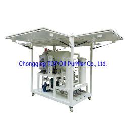 O sistema de polimento de combustível móvel Purificador Decolor Diesel (TYB-Ex-100)
