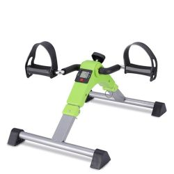 Домашняя мини спорт велосипед ЖК-дисплей для использования внутри помещений шагового цикла
