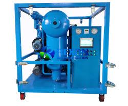 Macchina per la lavorazione dell'olio con dielettrico a vuoto bipolare di tipo chiuso da 12000 litri/ora