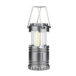 電池式のポータブル3AA超明るいLEDのキャンプのランタン