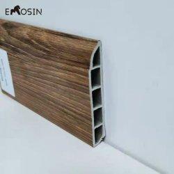 Plastique/panneau de fibres/Bois/SPC/PVC/solide/vinyle/moule en T laminé/réducteur/quart de tour/nez d'escalier/plinthe mur/plancher/carrelage/profil conique/revêtement/accessoire