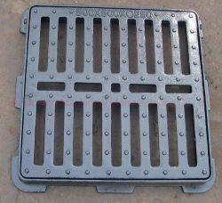 Entwässerung-Sinkkasten, der duktiles Eisen-Gussteil in Jufeng Company zerreibt