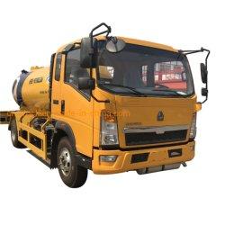 HOWO RHD LHD 2000L 3000L 4000L 5000L Estrada de gás liquefeito GPL do tanque de reabastecimento do Veículo