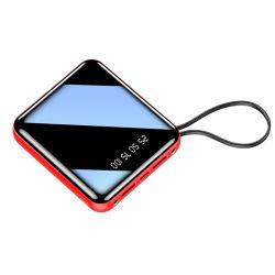 Großhandel 10000mAh Power Bank Portable USB-Ladegerät Mobile Netzteil