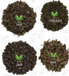Chinese 3503 9475 9501 9375 3505AAA Le vert de Chine la poudre de thé vert